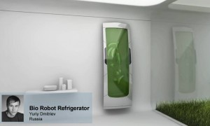 The Refrigerator of the Future