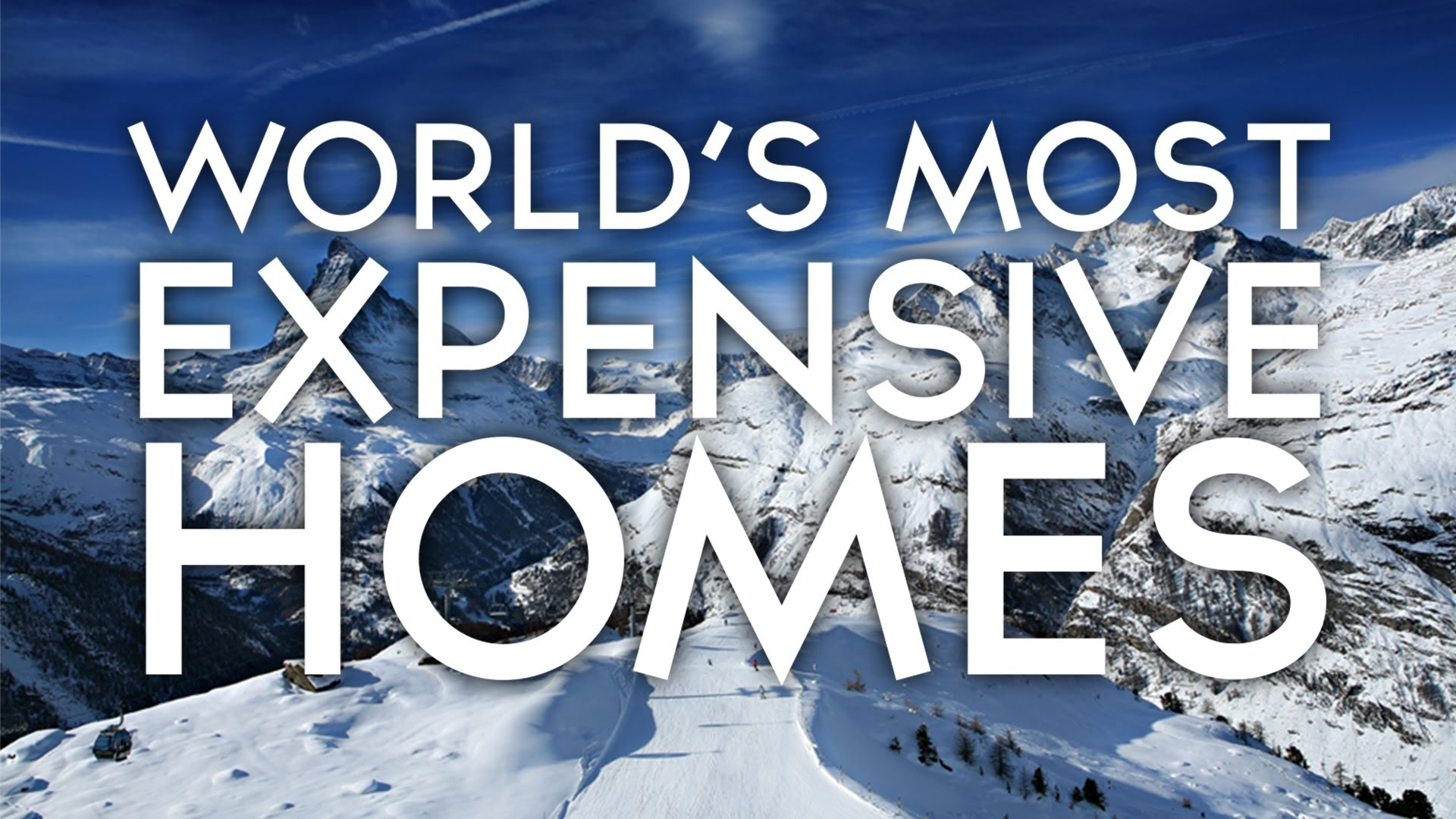 World's Most Expensive Homes Hits the Luxury Slopes of Aspen