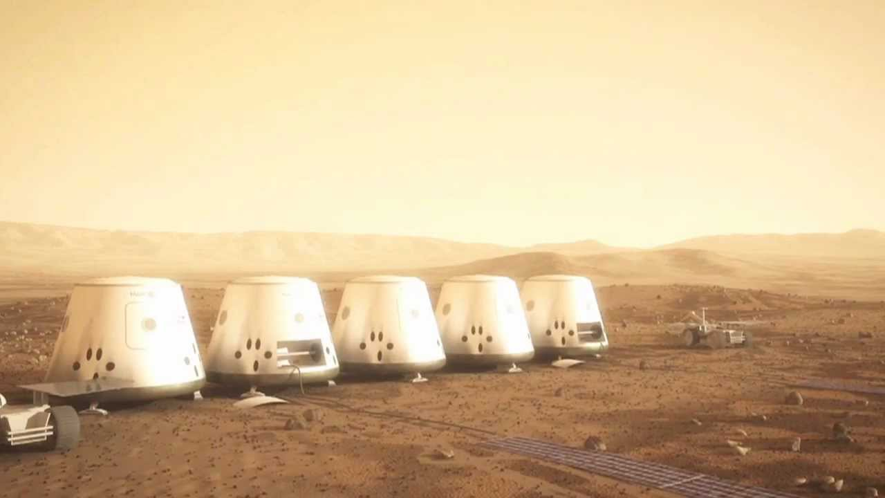 Your Chance to Call Planet Mars Home