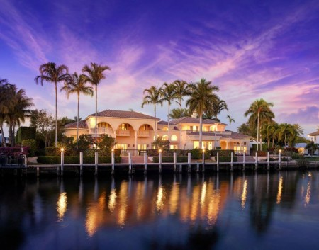 Instagram and pinterest 39 s most beautiful homes for Most beautiful homes in florida
