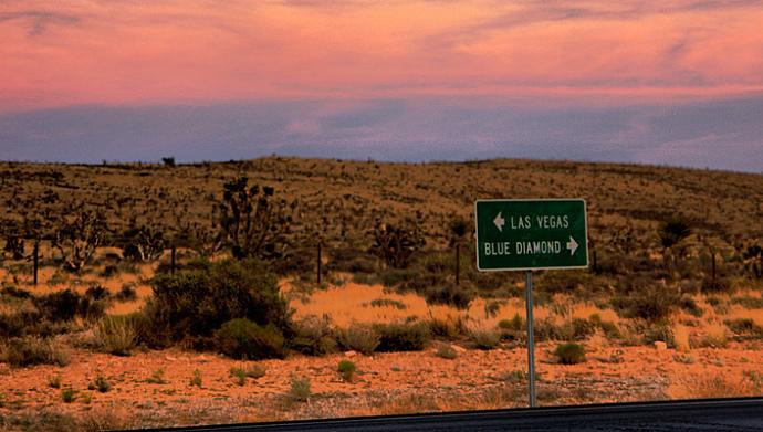 Blue Diamond: A Different Las Vegas
