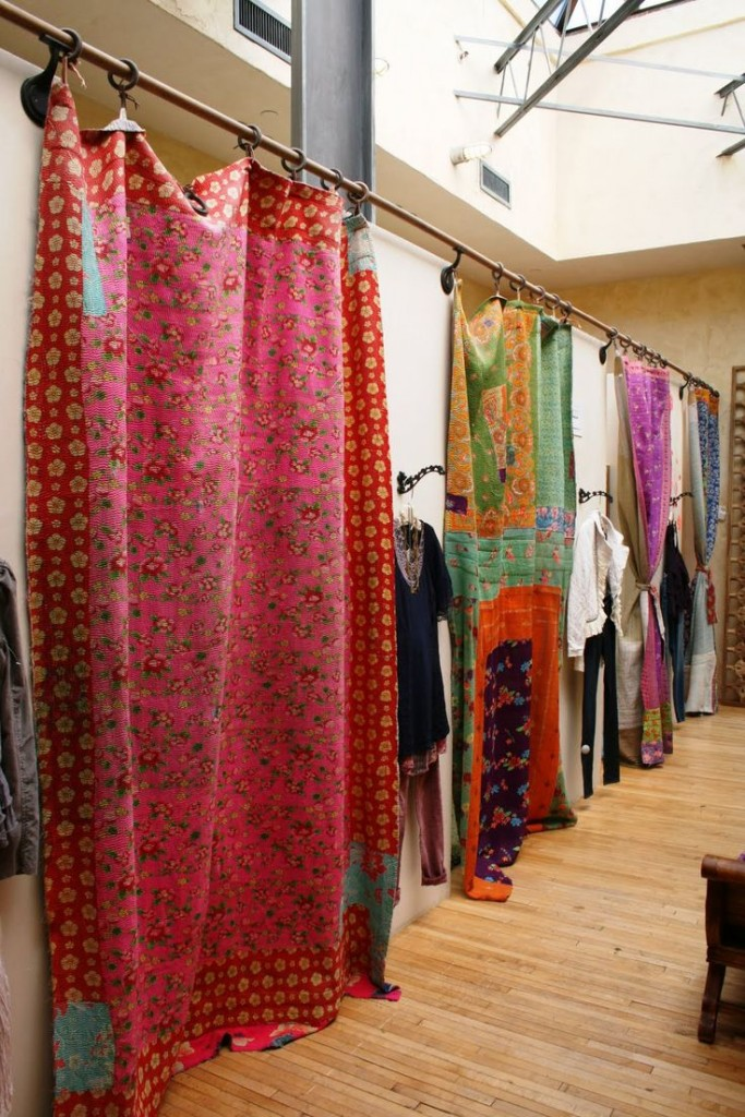 Curtain quilts