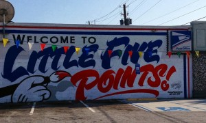 My City Little Five Points Ruth Schowalter