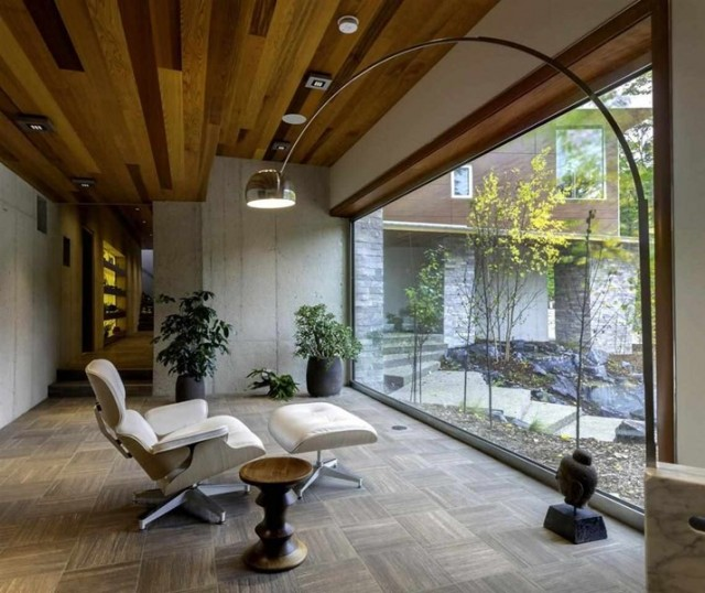 10 Ways To Incorporate Wood And Stone Into Modern Design Coldwell Banker Blue Matter