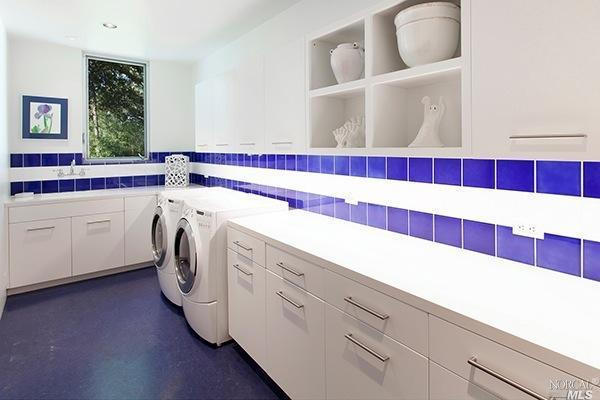 5 Laundry Rooms That Sparkle
