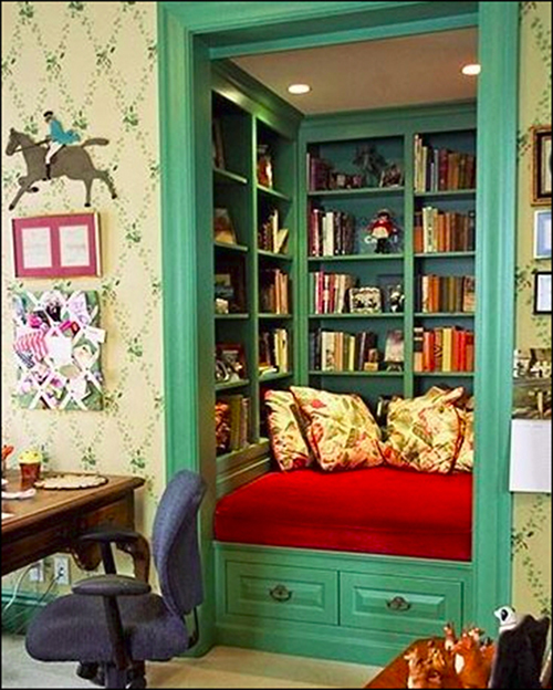 8 Reading Nooks To Get Lost In Coldwell Banker Blue Matter