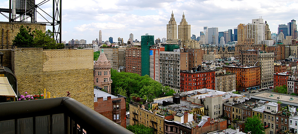 Make the most of your small outdoor space new york city for New york balcony view