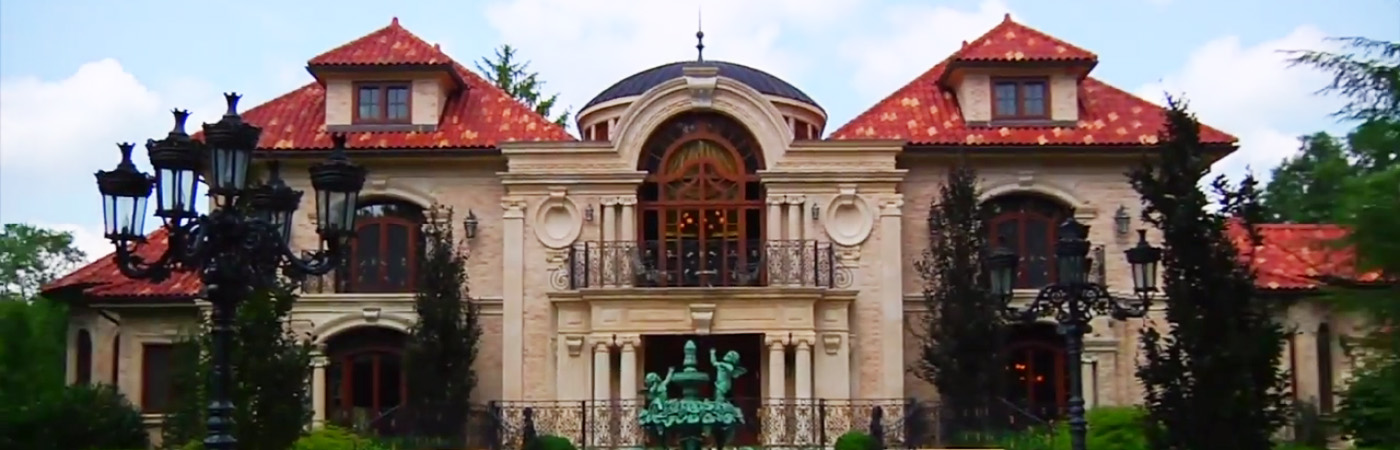 A Palatial Estate Fit for a New Jersey Czar