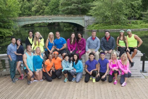 Amazing Race Season 25 Cast