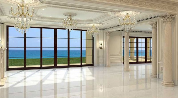 Most Expensive Palace In The Us Hits The Market At 139