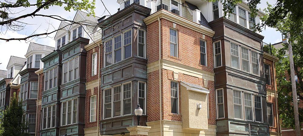 1000 images about brownstone beauty on pinterest new for Modern homes philadelphia