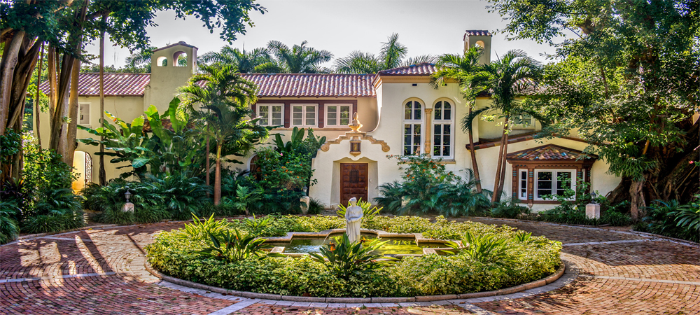 Miami's Most Expensive Property — 6.9 Waterfront Acres in Coconut Grove