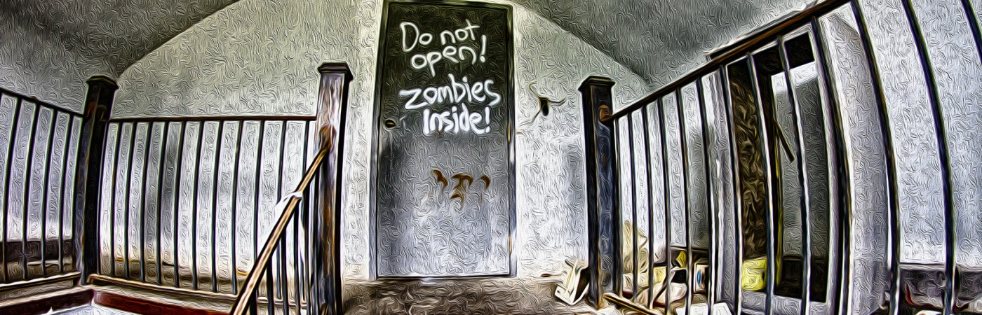 Sword, Crossbow and Walkers: Homes with The Walking Dead References