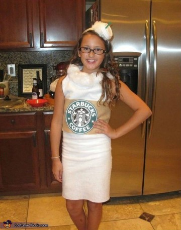 Starbucks  sc 1 st  Patrick Lim & 9 Easy Homemade Halloween Costumes for the Whole Family | Patrick ...