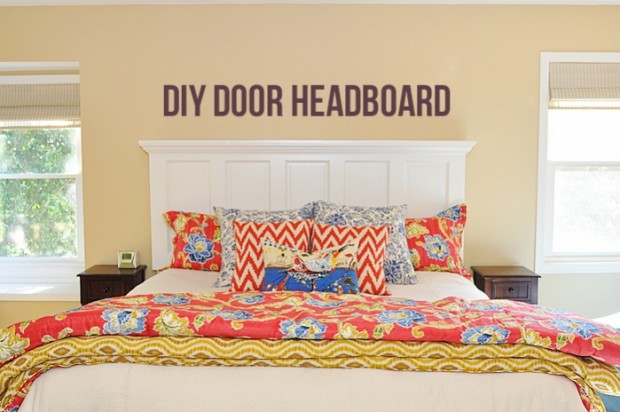 unique diy headboard ideas that are downright dreamy coldwell banker blue matter. Black Bedroom Furniture Sets. Home Design Ideas