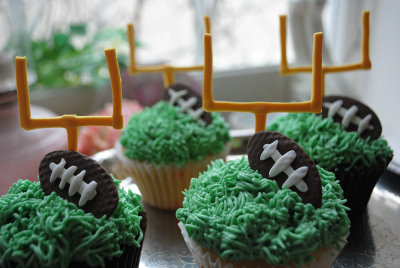 Football Party Ideas: Serve Great Food