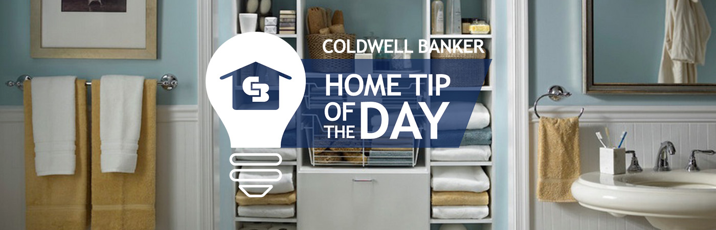 Home tip of the day the 1 trick to staying organized at for How to stay organized at home