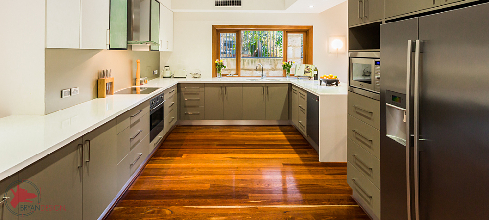 Flooring For Renters : Fix a rental with ugly kitchen flooring new york city