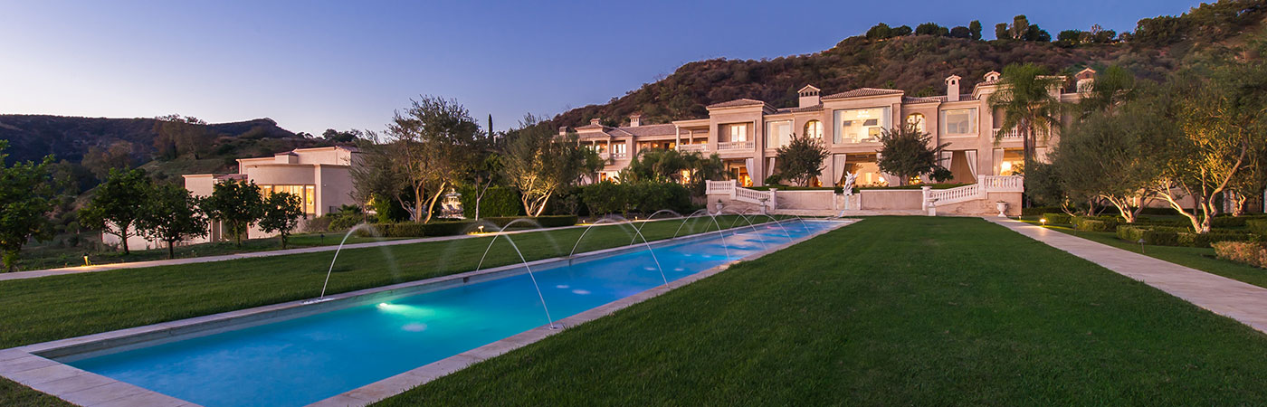 The Most Expensive Home for Sale in the United States: Palazzo di Amore