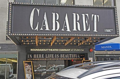 Cabaret in NYC