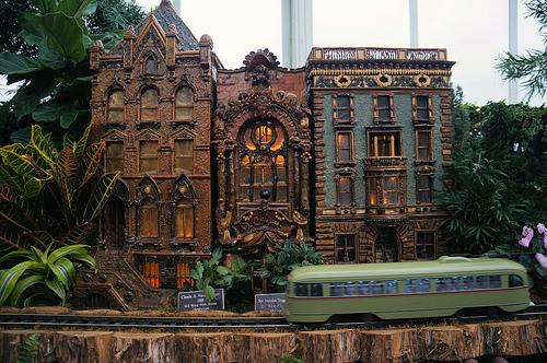 NYC Train Show
