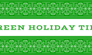 Green Holiday Tips