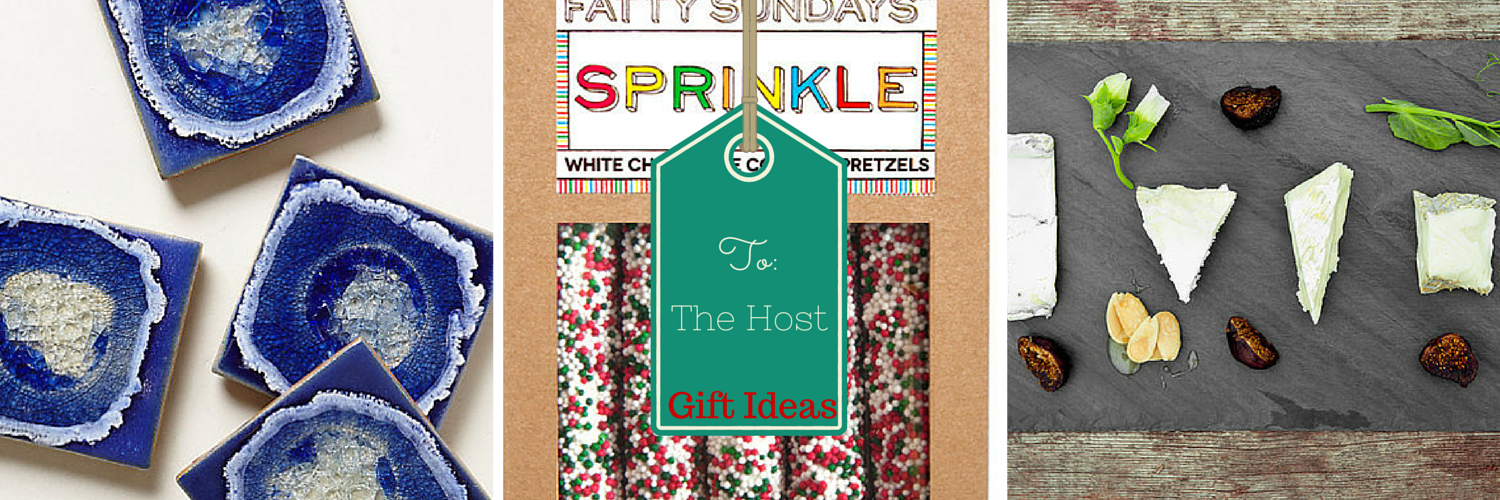 Hostess gift ideas for every stop on your holiday party for Good hostess gifts for a christmas party