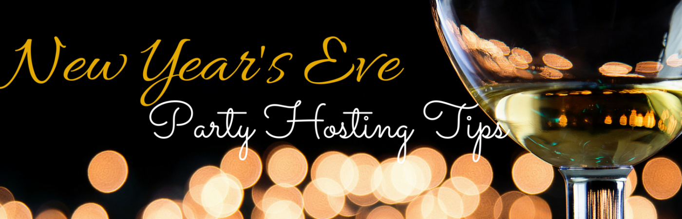 6 Tips For Hosting A New Year's Eve Party In Your Home ...