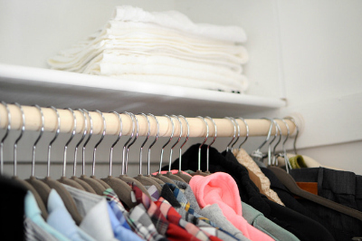 Clothing Storage Solutions: Organized Closet