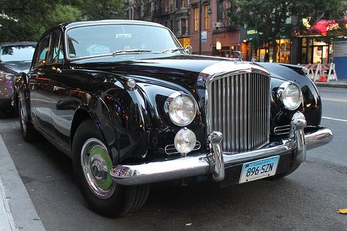 NYC Bentley