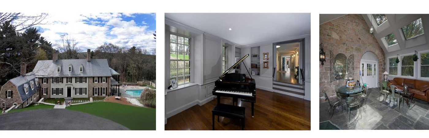 Home of the Week: A Historic Manor Outside of Boston