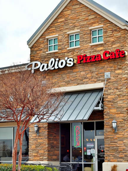 Pizza places in Rockwall: Palio