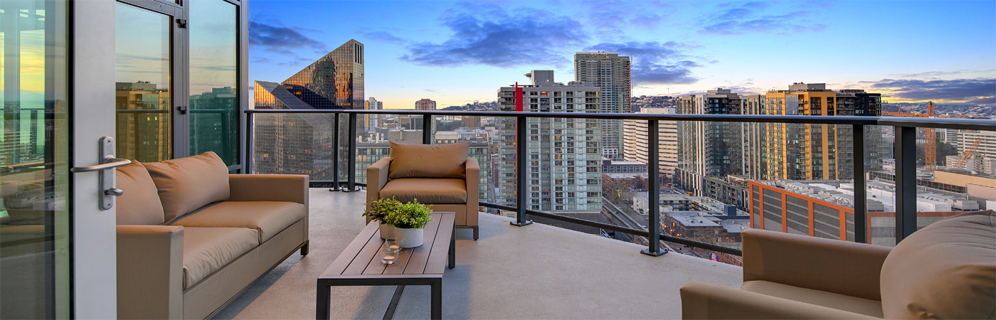 Home of the Week: A Stunning Condo in the Fifty Shades of Grey Building
