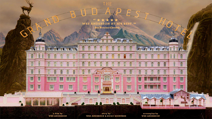 Homes That Could Have Been In The Grand Budapest Hotel