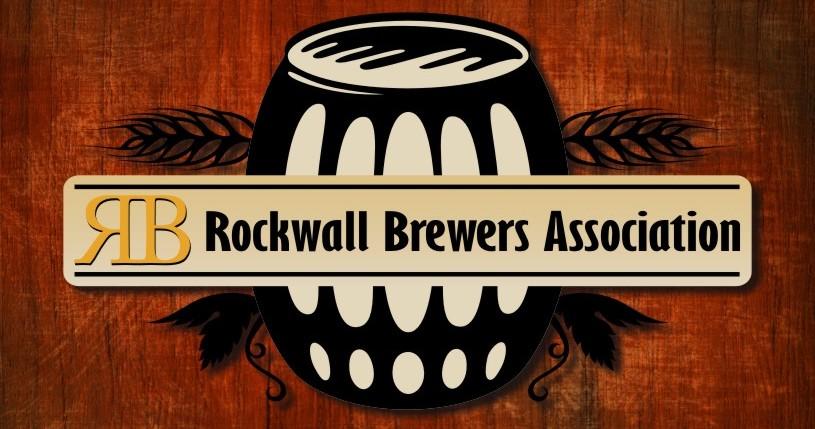 Rockwall Texas Homebrew Club - Rockwall Brewers Association Logo