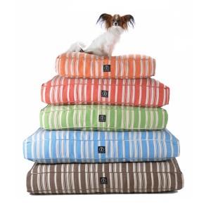 harry-barker-hemp-stripe-rectangle-dog-bed