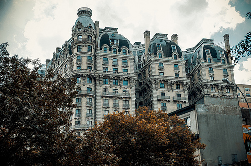 The Ansonia, Upper West Side