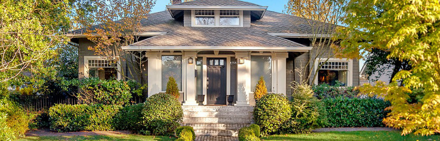 Living in Style: The Craftsman Bungalow