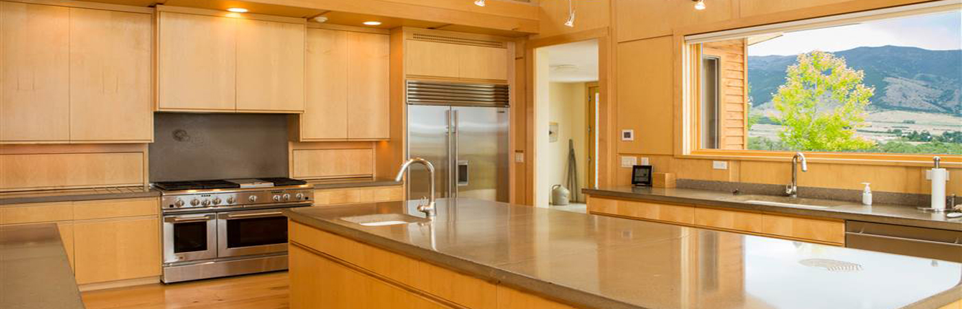 Home of the Week: A Modern Energy Efficient Home in Montana