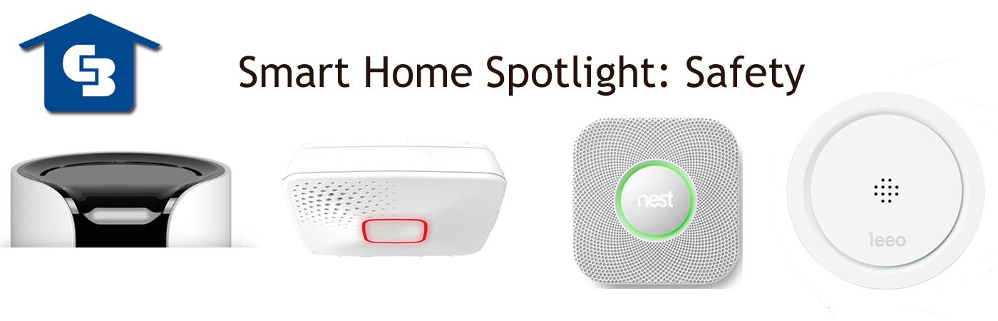 Smart Home Spotlight: Safety