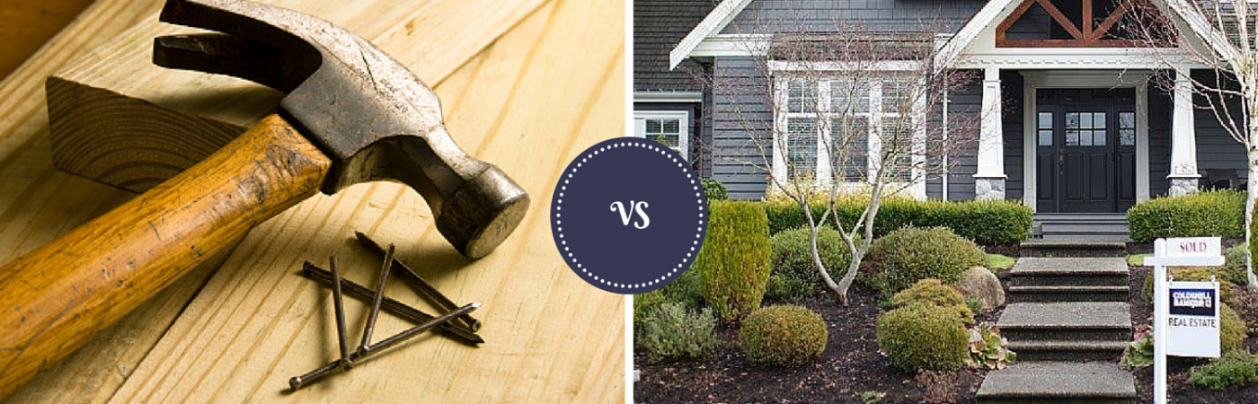 Pros & Cons: Renovating vs Buying a New Home - Coldwell