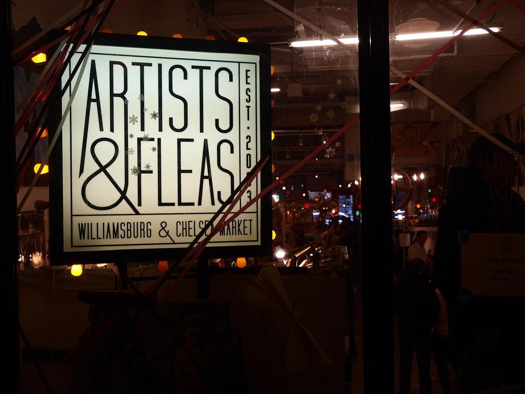 ArtistsFleas
