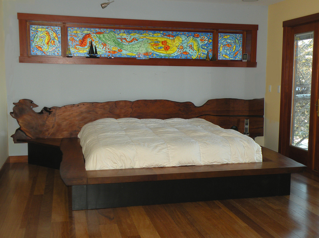 Add Natural Wood Furniture to Your Philly Home : Headboard from blog.coldwellbanker.com size 1024 x 764 jpeg 240kB