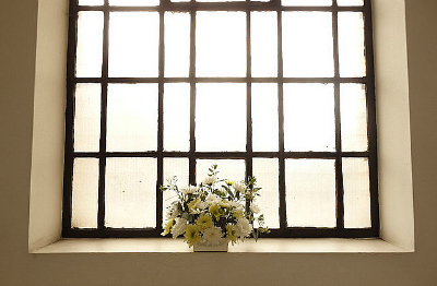 Spring Decorating Ideas: Open Windows