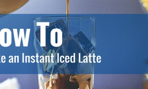 Instand Iced Coffee