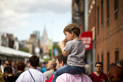 May in New York: Street Fair