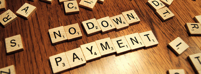 down payment in scrabble letters