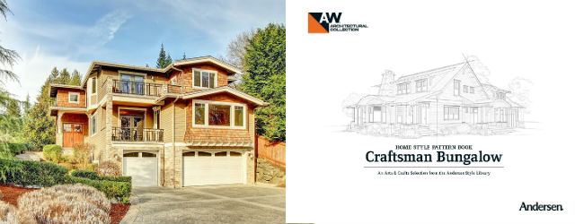 This Northwestern Crafstman Bungalow at 10504 NE 110th St in Kirkland, WA is the epitome of home style.