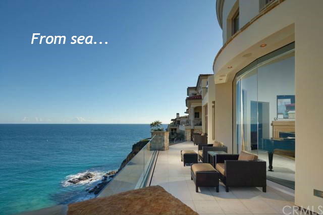 168 Emerald Bay in Laguna Beach, CA listed by Timothy Smith with Coldwell Banker Residential Brokerage at $20,995,000