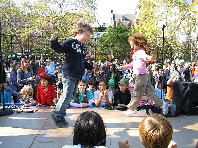 kids acting in a play nyc